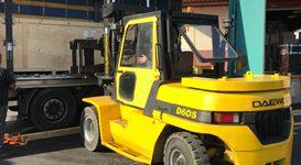 Logistics/Handling